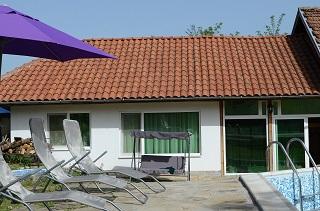 Къща за гости фасада